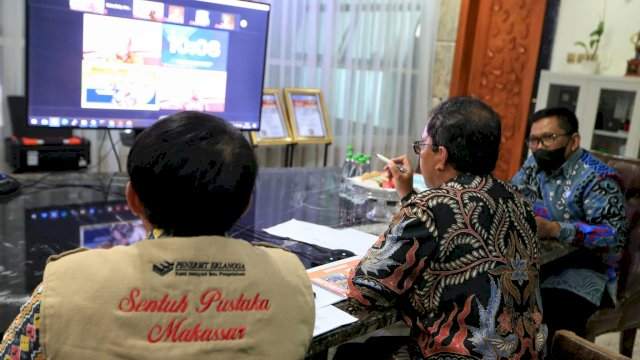 Walikota Makassar Danny Pomanto