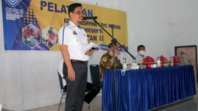 Wakil Bupati Kabupaten Bulukumba Edhy Manaf