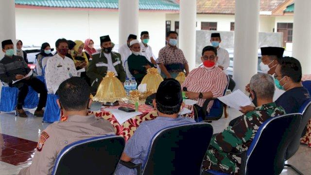 Pemkab, Forkopimda Dan Ormas Islam Berembuk Tetapkan Standar Pelaksanaan Idul Adha 1422h