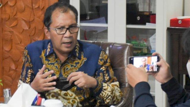 Wali Kota Makassar Danny Pomanto. (Alam/trotoar).