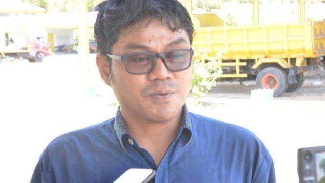 Plt Kepala Bidang Bina Marga Dinas PUPR Sinjai, Andi Adnan Najamuddin.