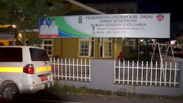 Rumah Singgah Pasien Pemkab Sinjai.