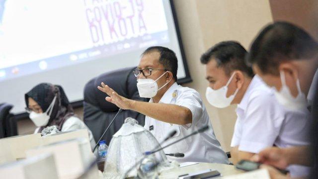 Wali Kota Makassar, Mohammad Ramdhan Danny Pomanto