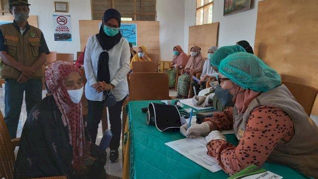 Berbagai upaya dilakukan pemerintah Kabupaten Luwu Utara, agar target capaian vaksinasi terpenuhi.