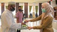 Tak Ingin Sektor Pertanian Terganggu di Masa Pandemi, Bupati Lutra Serahkan Bantuan Alsintan