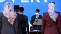 Di Hadapan Pelantikan 16 Pejabat Eselon II Pemkot Makassar, Danny Pomanto Mengenang Demosi 1.063 ASN