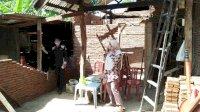 Kementerian PUPR Bedah Rumah Warga Sinjai, Bupati ASA Harap Lebih banyak Rumah yang Dibangun