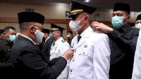 Lantik 18 Pejabat, Ilham Azikin: Pemerintah Harus Hadir dalam Kondisi Apapun