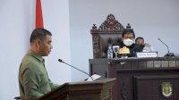 Sah! DPRD Lutra Tetapkan Ranperda Pertanggungjawaban APBD 2020 Menjadi Perda