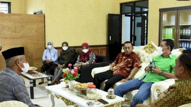 Belajar Soal Tupoksi, Anggota DPRD Gowa Belajar ke Sinjai