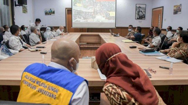 Kanal Permanen Salu Matoto Siap Dibangun, BBWSPJ; Sinkronkan, Simpulkan, dan Kerjakan!
