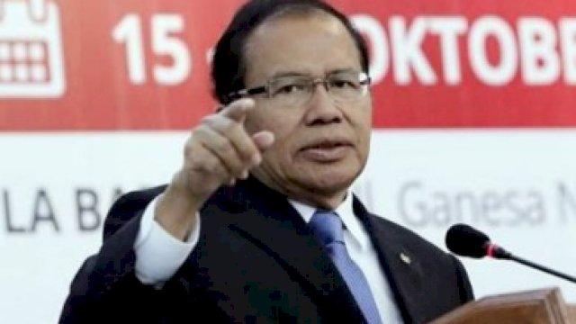 Pakar Ekonomi Indonesia Rizal Ramli (ist)