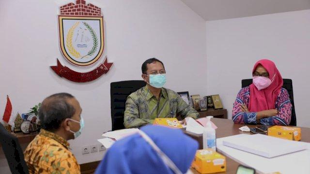Dalam rangka Hari Anak Nasional Komisi Perlindungan Anak Indonesia (KPAI) menggelar acara penghargaan anugerah KPAI secara Virtual yang diikuti kepala daerah Kabupaten kota serta sejumlah Kementrian.
