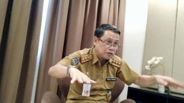Plt Kepala Inspektorat Provinsi Sulsel Sulkaf S Latif
