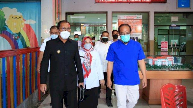 RSUD Daya Jadi RS Covid, Walkot Makassar Tambah Tempat Tidur