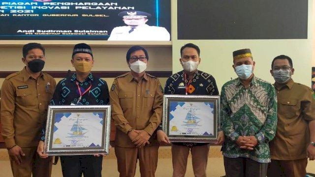 Dua inovasi pelayanan publik Kabupaten Luwu Utara meraih Penghargaan TOP 30 Kompetisi Inovasi Pelayanan Publik (KIPP) Pemerintah Provinsi Sulawesi Selatan, yaitu Rompi KPK atau Kelas Pencegahan Korupsi (Dinas Pendidikan) dan Peta Baper atau Pemetaan Berbasis Partisipatif (Bappeda).