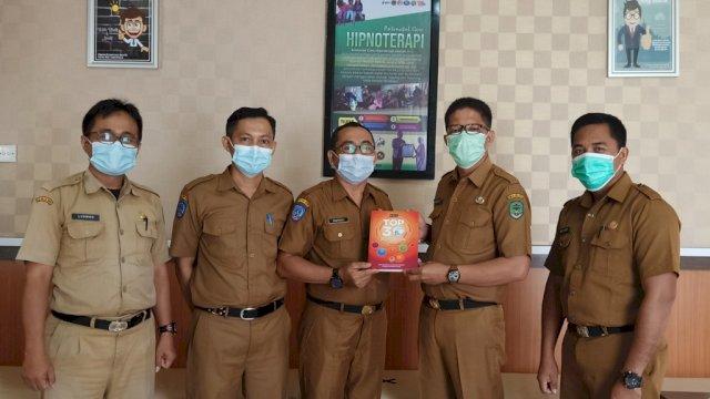 Tim Warkop Indah, Rahasia Sukses Bergairahnya Semangat Berinovasi di Luwu Utara