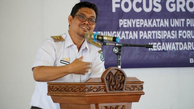 Wakil Bupati Bulukumba Edy Manaf