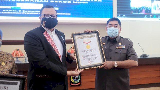 Sekprov Sulsel Apresiasi Inovasi BPOM Makassar yang Melibatkan Peserta Didik SMP se-Sulsel