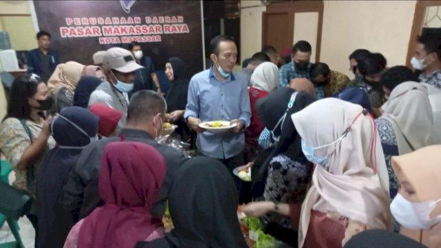 Perumda Pasar Makassar Kini Berusia 22 Tahun, Basdir: Tetap Bekerja dengan Baik dan Tingkatkan Kinerja