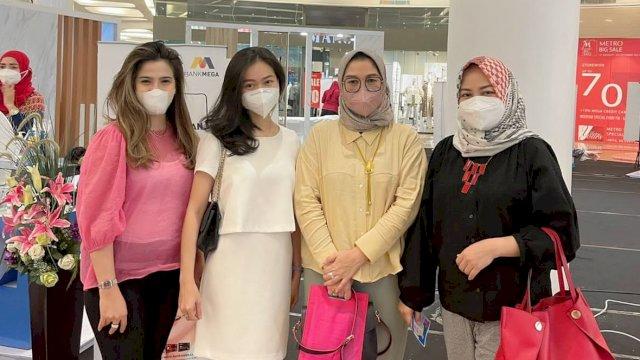 Event Kecantikan, Makassar Beauty Expo di Trans Studio Mall Ramai Pengunjung