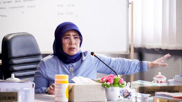 Wakil Ketua Komisi D DPRD Sulsel Fadriaty AS