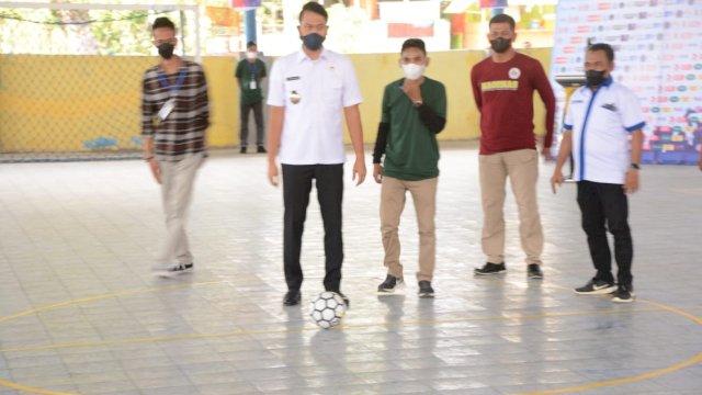 Bupati ASA Buka Turnamen Futsal