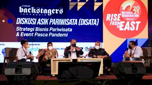 Paparkan Konsep 5.000 Lorong Wisata, Makassar Berpeluang Jadi Kota Event