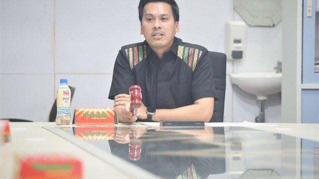 Wakil Ketua DPRD Makassar, Nurhaldin.