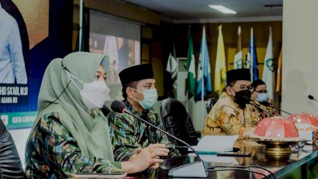 "Wakil Menteri Agama ""Suntik"" Mahasiswa UIN Alauddin yang Akan Diterjunkan ke Masyarakat"