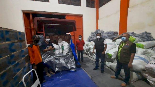 Instruksi Plt Gubernur Sulsel, Dinsos Persiapkan Bantuan Logistik Tambahan untuk Korban Banjir dan Longsor di Luwu