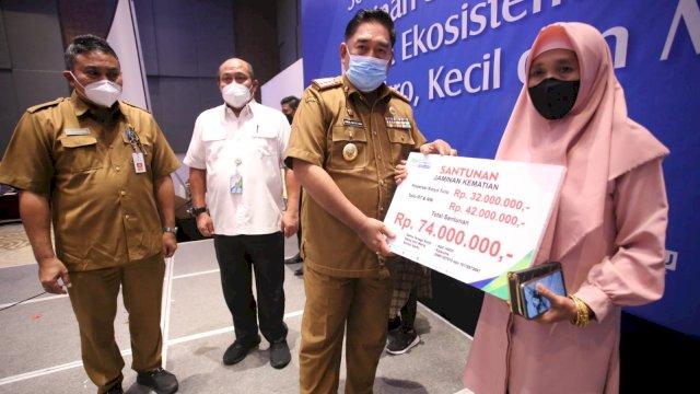Abdul Hayat Support Sinergitas Penanganan Fakir Miskin di Sulsel