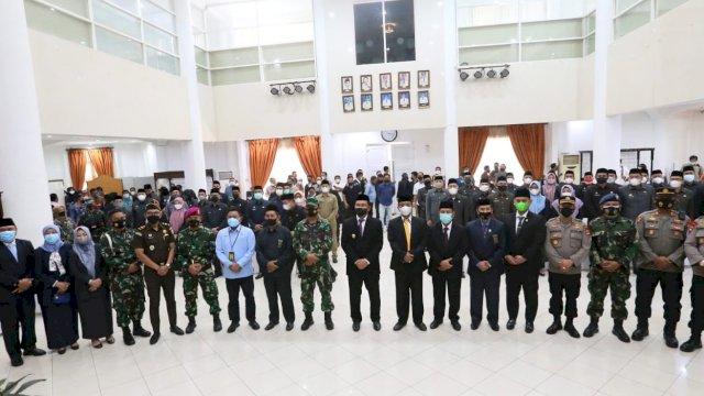 Walkot Makassar Lantik 40 Pejabat Administratif, Berikut Nama-namanya