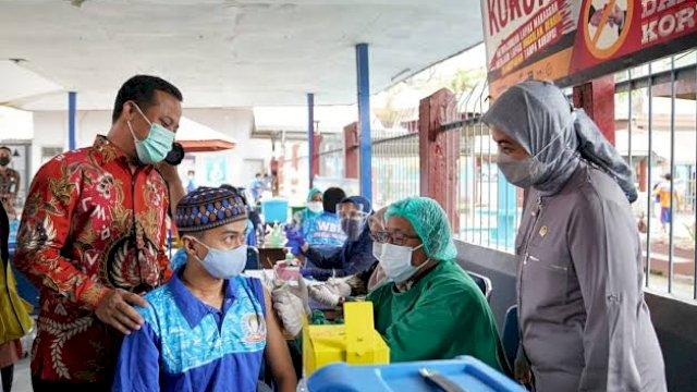 Angka Kesembuhan Sulsel 96,63%, Rumah Sakit Nol Pasien Covid