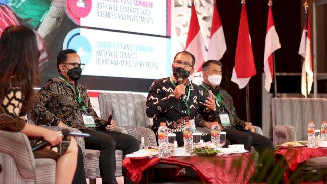 Walkot Makassar Minta Konsep Smart City Dibuatkan Undang-Undang