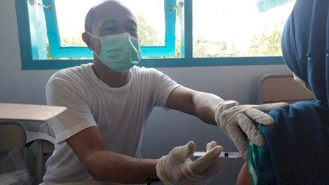 Vaksinasi Pelajar Terus Digencarkan, Binda Sulsel: Ini Perintah Negara untuk Perkuat Imun Masyarakat dari Serangan Covid-19