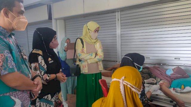 Memperingati Hari Kontrasepsi Sedunia di Bantaeng dengan Mengajak Ibu-ibu Pakai KB