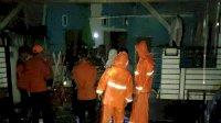 Atap Rumah Warga Rusak Akibat Hujan Deras dan Angin Kencang, BPBD Gerak Cepat Beri Bantuan