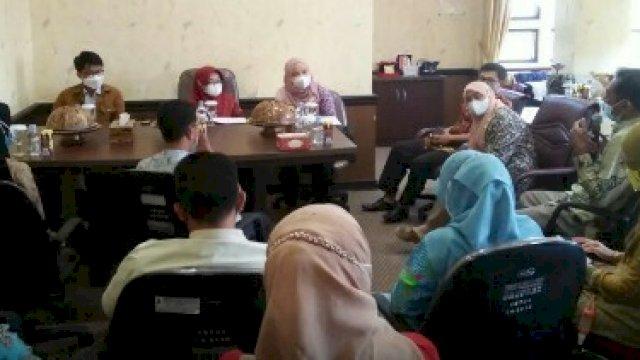 Wabup Sinjai Andi Kartini Pimpin Exit Meeting Pemeriksaan Kinerja Pendahuluan dengan BPKP Sulsel