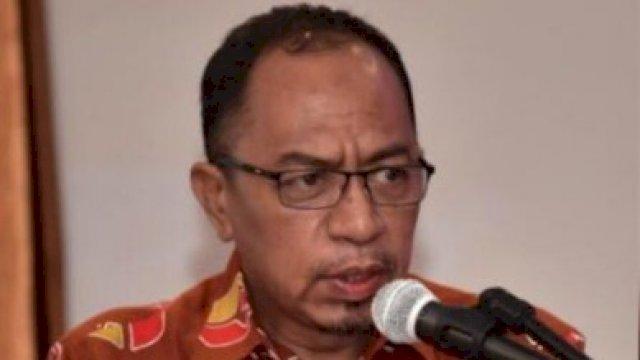 Ketua Bawaslu Sulsel, Laode Arumahi. (Foto: Tribun Makassar).